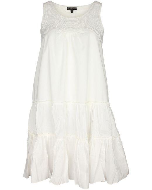 DREIMASTER | Женское Белое Платье
