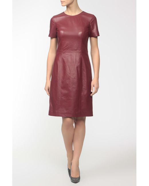 Alicestreet   Женское Красное Платье Леди