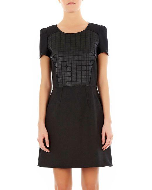 ATOS LOMBARDINI | Женское Чёрное Платье