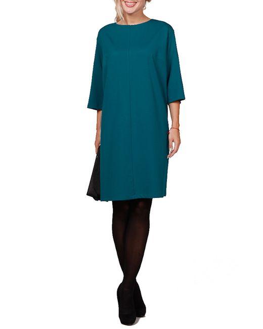 Rosso-Style   Женское Голубое Платье