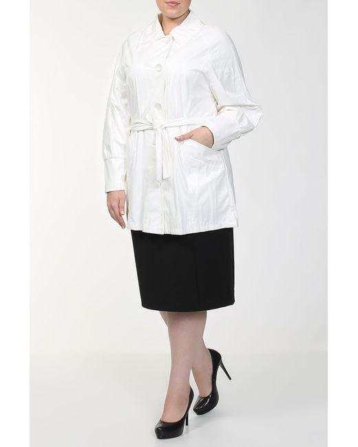 CLIFF | Женская Белая Куртка