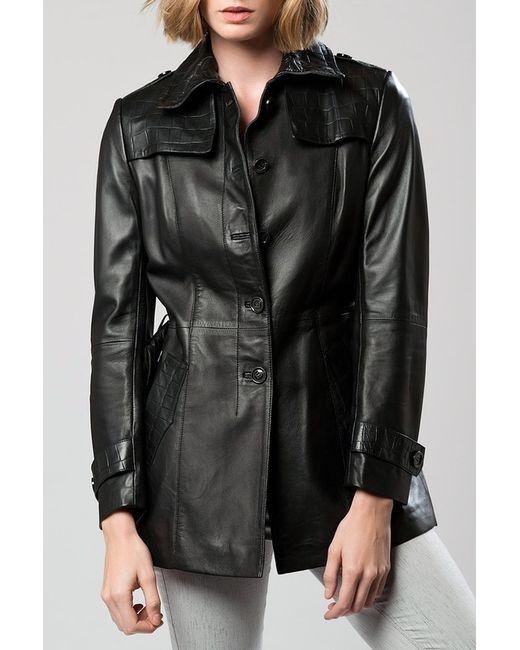 DERI&MOD | Женская Чёрная Куртка