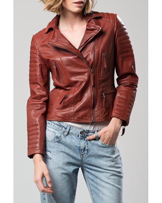 DERI&MOD | Женская Красная Куртка