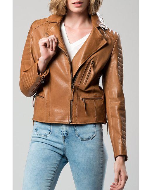 DERI&MOD | Женская Коричневая Куртка