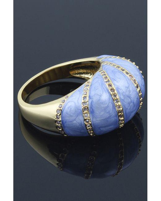 NINA FORD | Женское Голубое Кольцо