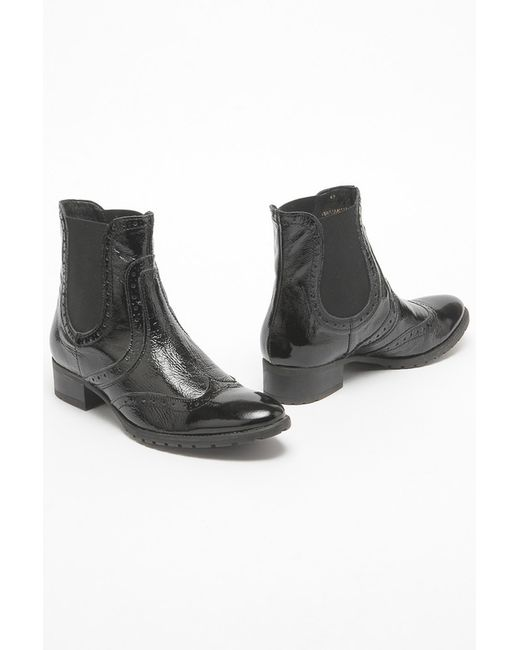 PROPAGANDA | Женские Чёрные Ботинки
