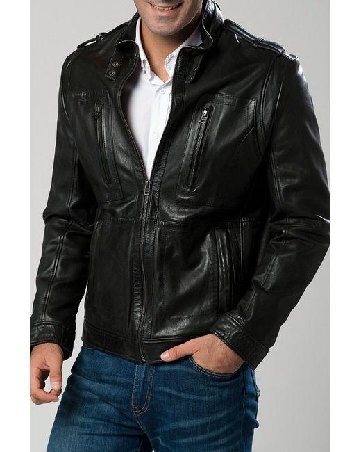 DERI&MOD | Мужская Чёрная Куртка