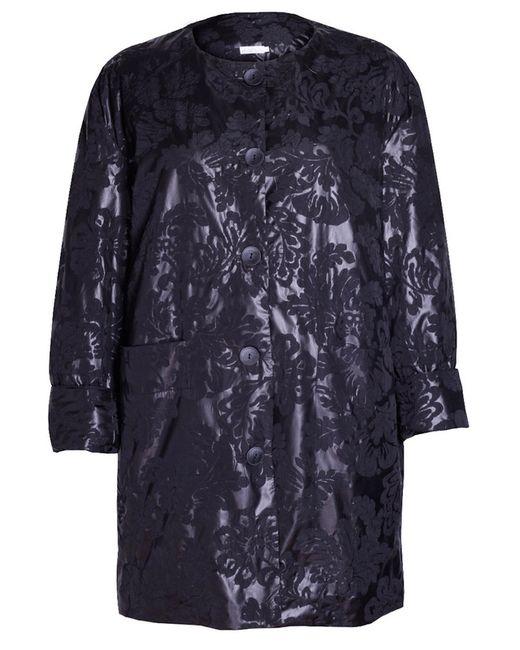 Klod'elle | Женское Чёрное Пальто