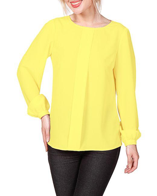 Rosso-Style   Женская Жёлтая Блуза