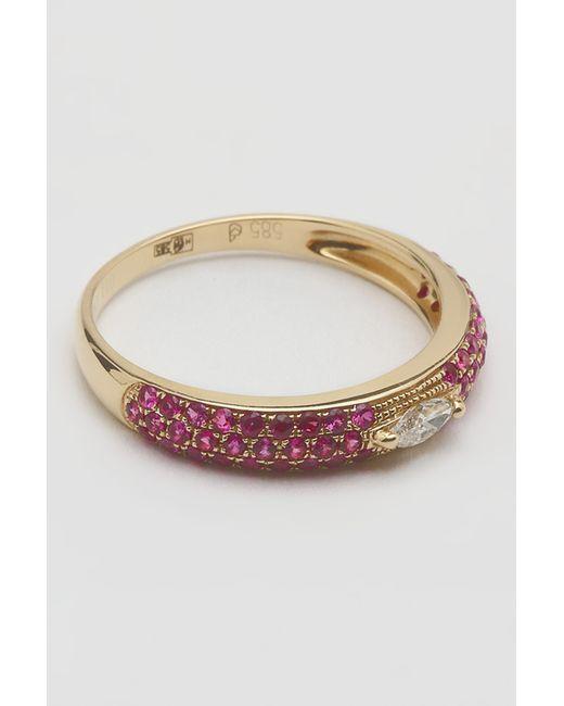AARON SHUM | Женское Золотое Кольцо