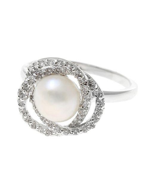 NINA FORD | Женское Белое Кольцо