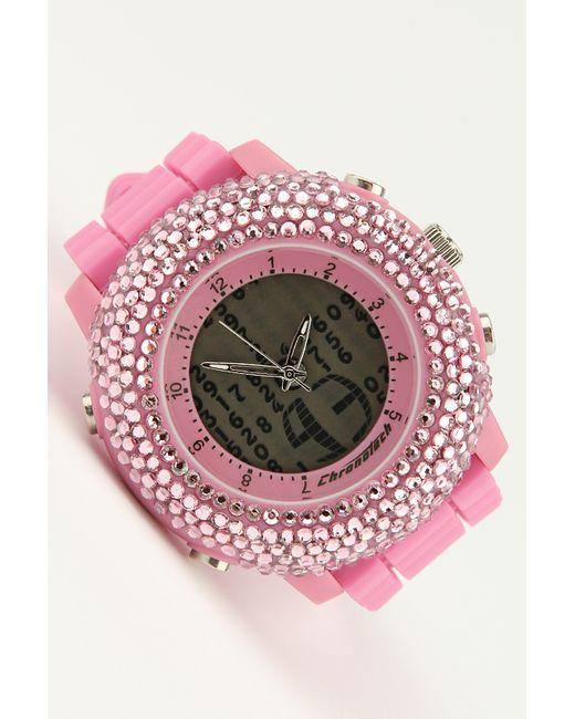 Chronotech | Женские Розовые Часы Наручные