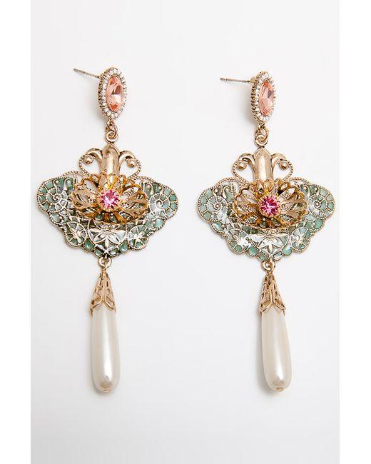 Asavi Jewel | Женские Золотые Серьги