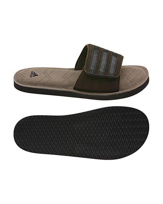 Adidas   Мужские Многоцветные Пантолеты