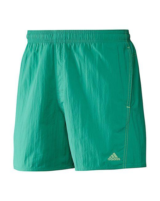 Adidas   Мужские Многоцветные Шорты