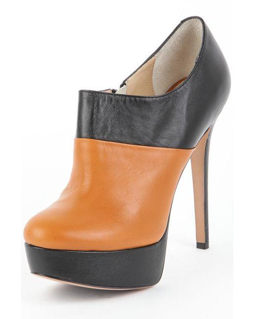 Mascotte   Женские Оранжевые Туфли