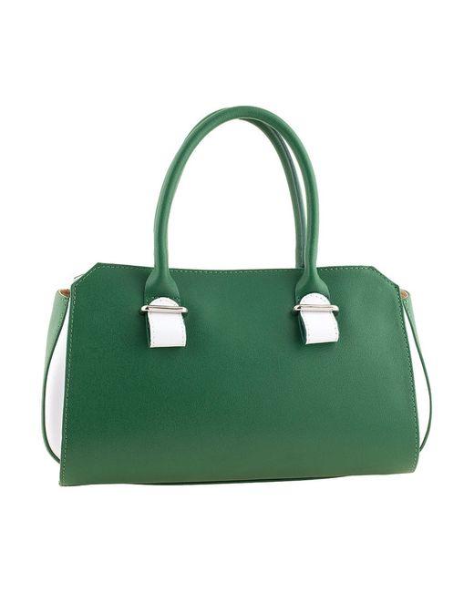 Classe Regina | Женская Зелёная Сумка