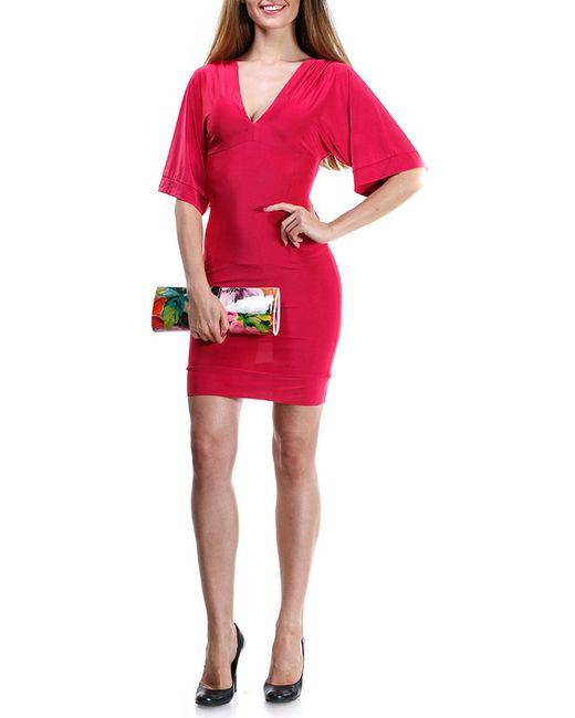 Majaly   Женское Розовое Платье