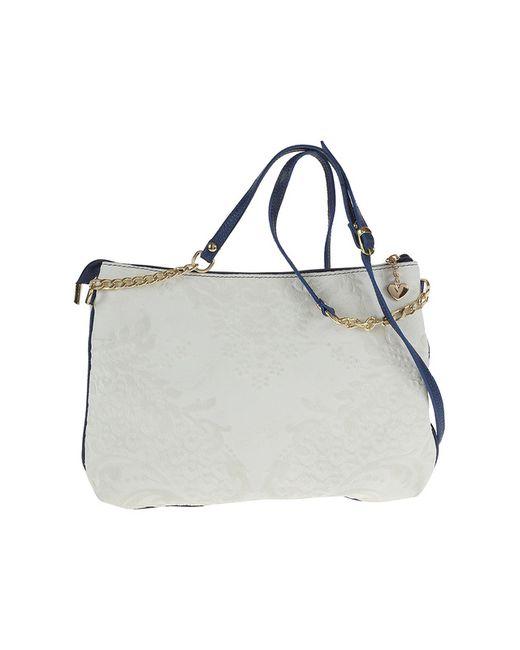 FLORENCE BAGS | Женская Белая Сумка