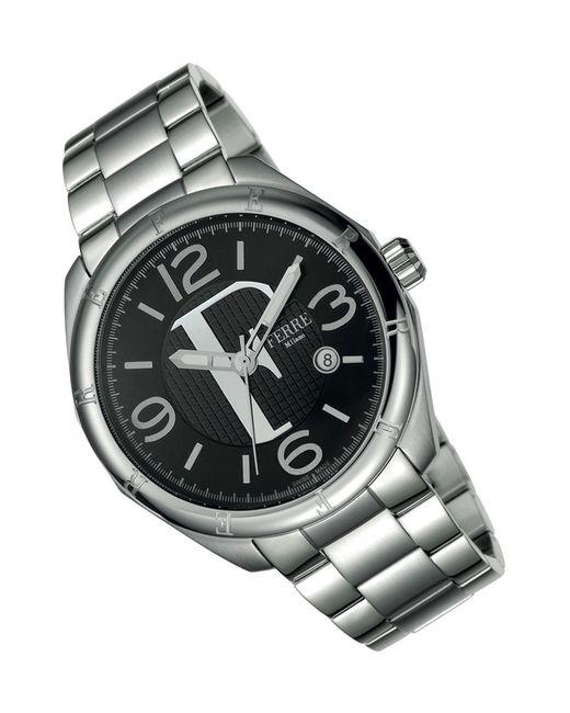 Ferre Milano | Мужские Серебряные Часы