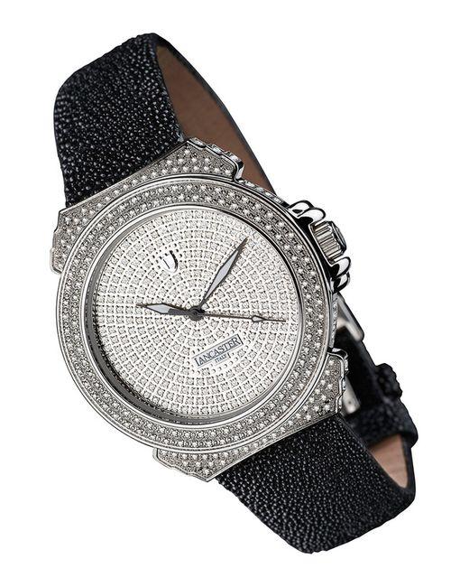 Lancaster | Женские Серебряные Часы