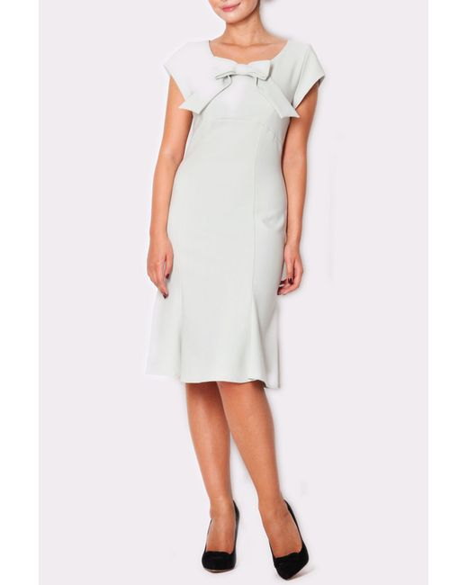 Spicery | Женское Серое Платье Алла