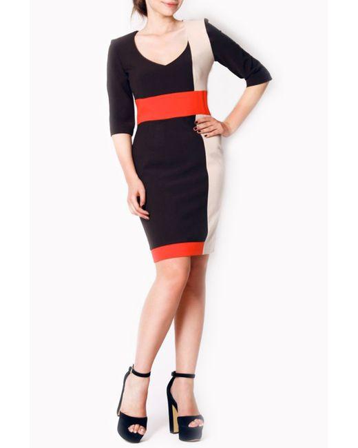 Spicery | Женское Коричневое Платье Фелиция