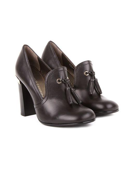 Donna Serena   Женские Чёрные Туфли