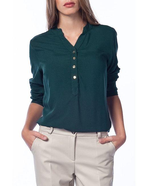Pitti   Женская Зелёная Блуза