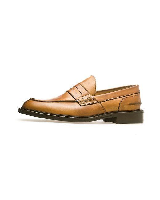BELSIRE MILANO | Мужские Коричневые Туфли