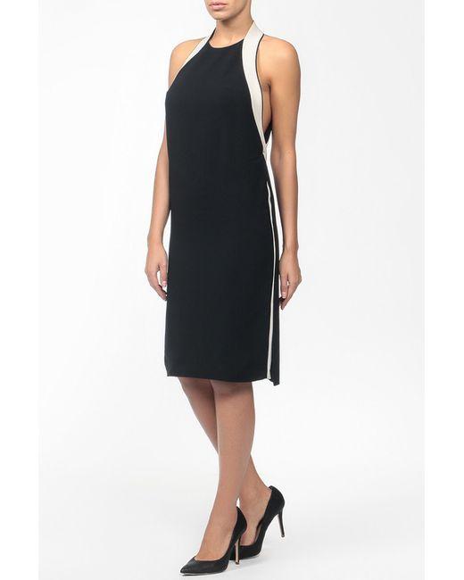 Stella Mccartney   Женское Чёрное Платье