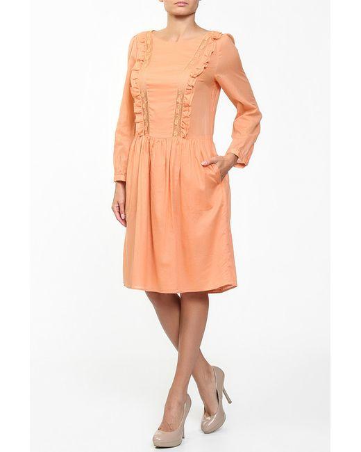 Paul & Joe Sister | Женское Оранжевое Платье