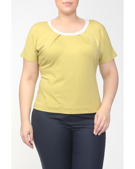 Personage | Женская Жёлтая Блуза