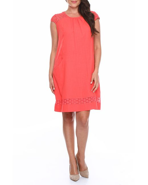 Zer Otanik | Женское Красное Платье