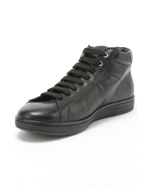 Piranha | Мужские Чёрные Ботинки
