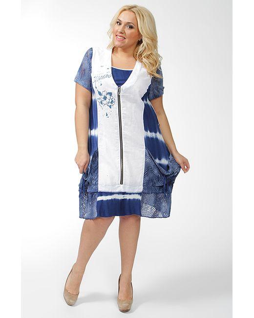 Q'NEEL | Женское Многоцветное Платье