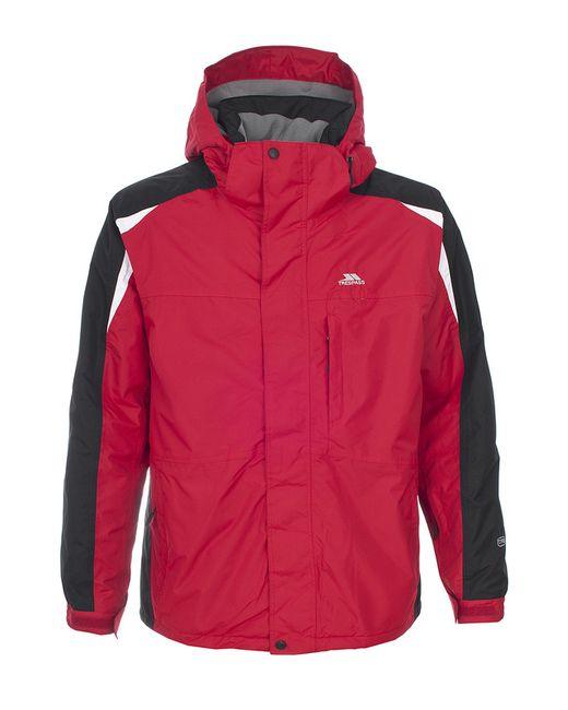 Trespass | Мужская Красная Куртка