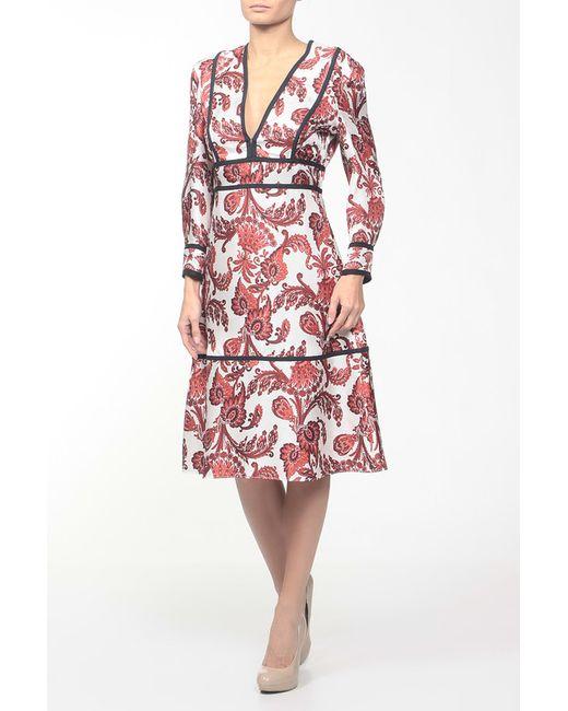 Strenesse | Женское Красное Платье