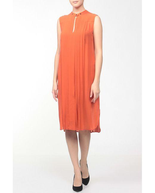 Belstaff   Женское Оранжевое Платье