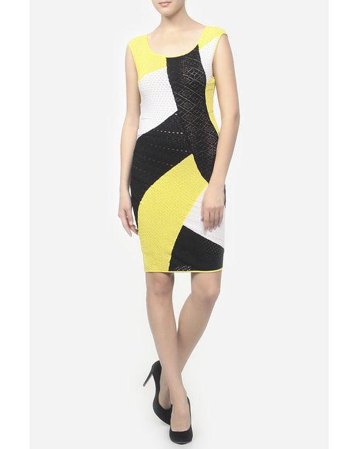 Catherine Malandrino | Женское Многоцветное Платье Вязаное