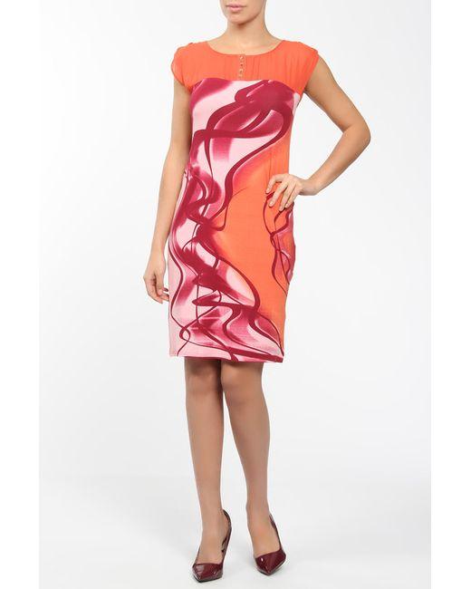 M&L Collection | Женское Многоцветное Платье