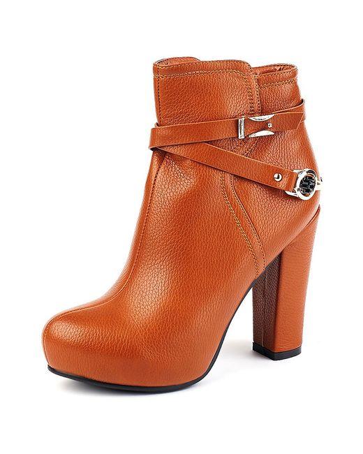 Vita Ricca | Женские Оранжевые Ботинки
