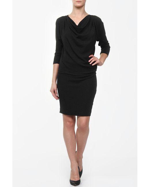 Mohito | Женское Чёрное Платье