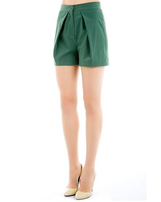 Tsurpal   Женские Зелёные Шорты