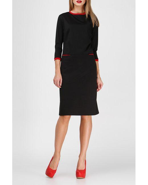 BERENIS | Женское Чёрное Платье