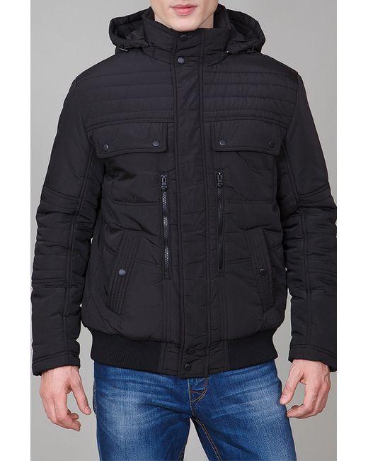 Conver | Мужская Чёрная Куртка