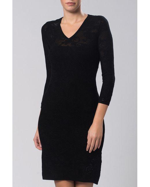 Sassofono | Женское Чёрное Платье