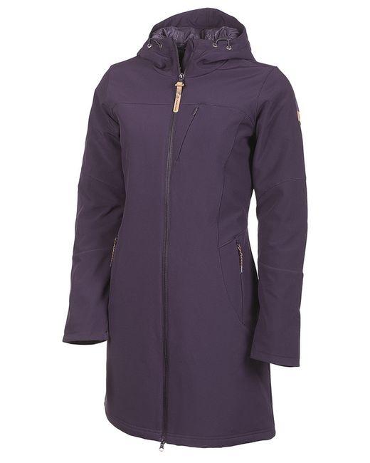AlpinePRO   Женское Фиолетовое Пальто