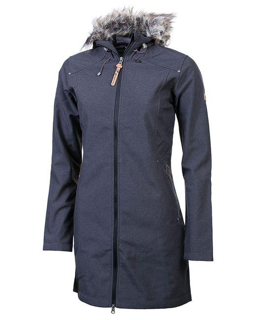 AlpinePRO | Женское Серое Пальто