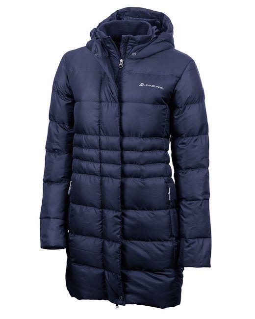 AlpinePRO | Женское Синее Пальто
